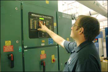 industrial chiller preventative maintenance repair services