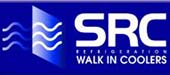 commercial refrigeration brands - src walk-in coolers