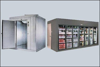 walk-in freezer grocery store refrigeration repair installation