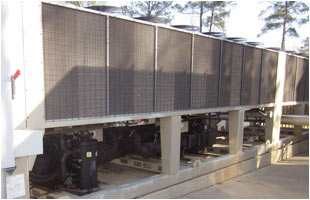 commercial hvac - industrial heating cooling